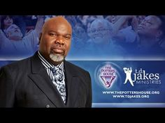 T.D. Jakes - Put It Behind You