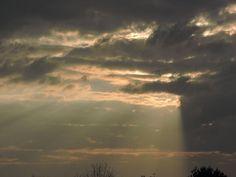 Sunset by Romuald Statkiewicz