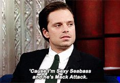 SEBASTIAN STAN — clark-kents: Sebastian Stan and Anthony Mackie...