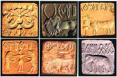 Indus Valley Civilization (2900 - 1700 BC) Also known as Bronze Age Civilization Flourished on