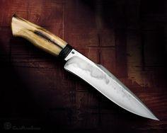 Samuel Lurquin knives, Binches, Hainaut, Belgique -