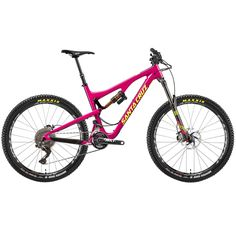 Santa Cruz Bicycles Bronson 2.0 Carbon CC XTR Complete Mountain Bike - 2016