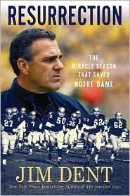 Chronicles one of the greatest comeback seasons in the history of college football (plus Ara Parseghian is a former NU coach)