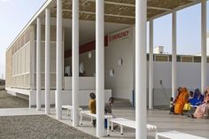 Paediatric centre Port Sudan, Porto Sudan, 2012 - TAMassociati