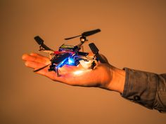 Phenox: intelligent, interactive and programmable drone by frtr — Kickstarter