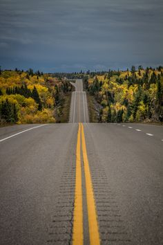 Manitoba Autumn by Wade Kehler on Beautiful Roads, Beautiful Places, Landscape Photos, Landscape Photography, Ontario, Take Better Photos, Cool Landscapes, Canada Travel, Places To See