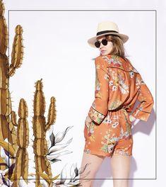 Комбинезон Orange Montecarlo в пижамном стиле с принтом из новой летней коллекции SOL Designers.  Код товара:  7640 18 000 руб. Оформить заказ: rus-design.com +7(495)0088135 #rusdesigncom #russianbrands #fashion #fashiondesigners #style #russianfashion #newcollection #madeinrussia   #новаяколлекция #сделановроссии #мода #стиль #русскаямода #SOLDesigners