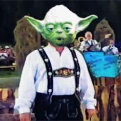 Yoda Yodels