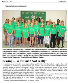 north river 2015 sewing camp article