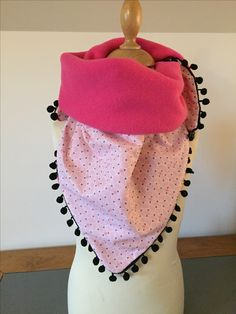 Snood #snood #polaire #couture