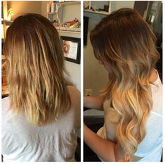 Perfect color to add to your hair using glam seamless extensions get your long hair for 2016 using glam seamless tape in hair extensions pmusecretfo Choice Image