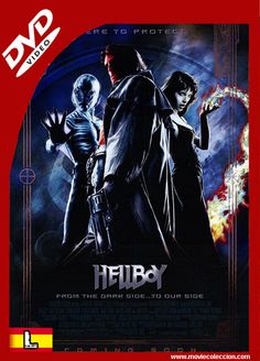 Hellboy 2004 DVDrip Latino ~ Movie Coleccion