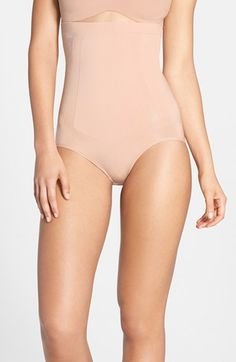 SPANX® 'Slim Cognito' High Waist Shaping Briefs
