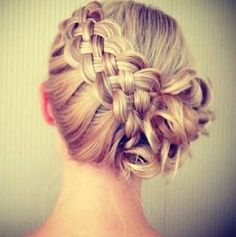 Amazing hair!! Want this for deb!