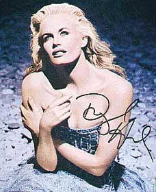 Daryl Hannah Autograph -Contact A-List stars free at StarAddresses.com