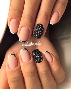 The delicate and neat French manicure is very popular nowadays. There are a lot of variants of it. You like ...