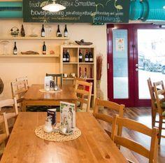 Das Restaurant Landia im 7. Wiener Bezirk biete eine astreine Speisekarte voller kulinarischer Überraschungen für alle Fans und Interessierten der fleisch- und fischlosen Kochkunst.