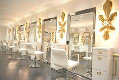 The Gold Standard: De Berardinis Salon