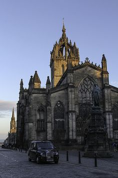 Down the Royal Mile