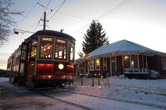 Christmas on the Rails – Saturday, December 6 & Saturday, December 13, 1pm-8pm   Come out to the Halton County Radial Railway for an experience you won't forget. Your admission gives you access to display barns, railway station AND unlimited rides!   #MiltonON #HaltonON #Christmas #Trains