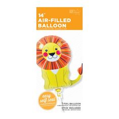 Lion Balloon Stick