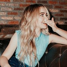 ━━ Sabrina Carpenter from the story ❝Lovely❞┋ layouts and icons by ItsGrxzer (༄ AnD i OoP) with 646 reads. Sabrina Carpenter Smile, Sabrina Carpenter Outfits, Camila Twitter, Girl Meets World, Poses, Woman Face, Celebrity Crush, Girl Crushes, Role Models