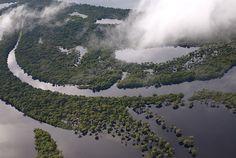 Anavilhanas, Amazônia