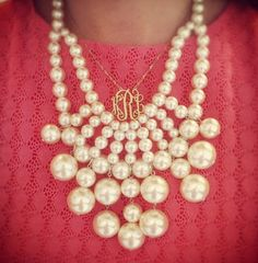 Love the pearls
