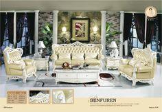 2015 new hot luxury EUROPE leather sofa