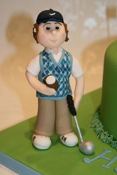 This would be a perfect present for a golfer Dad for Father's Day. If you have talented fingers you could try to create something as amazing as this creation here by using polymer clay. We have an impressive range of clays, so just pick up your favourite at www.craftmill.co.uk