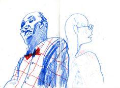 Victoria Antolini Sketchbook on Behance