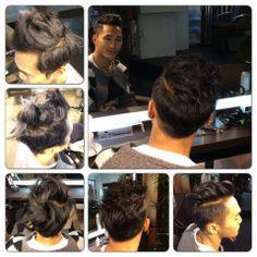 Hair:Shlomi Ruimi. Pearl Earrings, Dreadlocks, Hair Styles, Color, Beauty, Fashion, Colour, Beleza, Pearl Studs