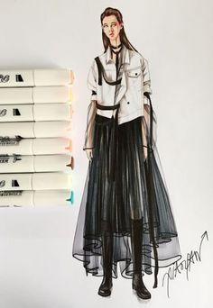 Fashion Ilustration Sketchbook Finals 26 Ideas #fashion