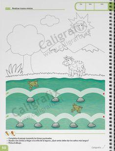 Trazos y Letras Nº1 Emilio, Facebook, Texts, Home Preschool, Preschool Activities, Nursery Rhymes Lyrics