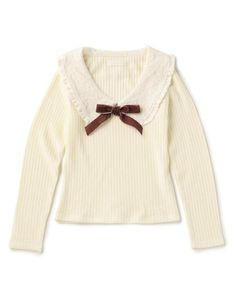 liz lisa bow jumper