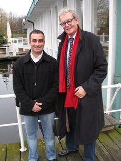 Wayne Youkhana and Peter Heinlein of Max Magazine