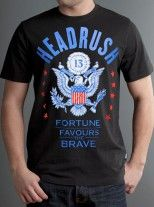 Liberty (black) by HEADRUSH. Extreme Sports and MMA