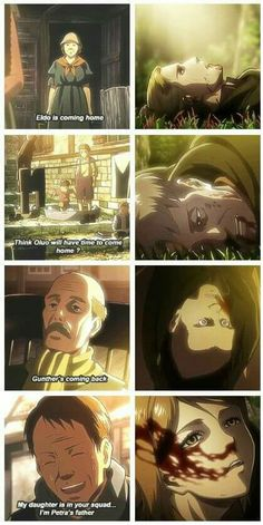 remember that one time when snk decided to rip out your heart? oh wait that happens all the time my bad