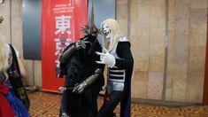 FAP 2018. Festival of Asian Popular culture  Morgul Lord and DMC
