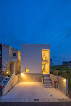 プライベートテラスがある家・間取り(愛知県大府市)   注文住宅なら建築設計事務所 フリーダムアーキテクツデザイン