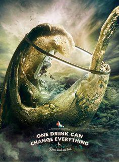 100 publicités créatives d'avril 2014 - #Olybop