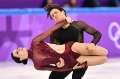 These Pictures Show Just Is How Intense Figure Skating Really Is