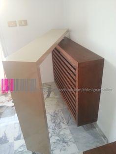 cache radiateur-Bar