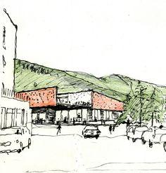 Kimball Art Center / Tod Williams Billie Tsien Architects