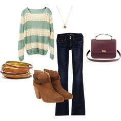 """""""fall is in the air"""" by megangordon on Polyvore"""
