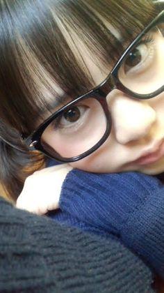 #meganekko #メガネっ娘 #glasses