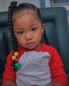 Cute Mixed Babies, Cute Black Babies, Black Baby Girls, Beautiful Black Babies, Cute Baby Girl, Toddler Braided Hairstyles, Kids Curly Hairstyles, Black Baby Girl Hairstyles, Mixed Baby Hairstyles