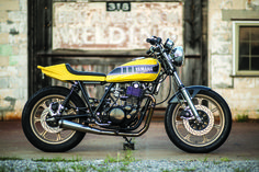 2015 Yamaha SR400   Made To Modify
