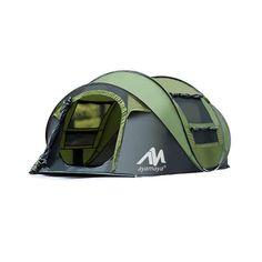 Trespass Swift2 2 Person Waterproof Pop Up Tent with Anti Mosquito Door