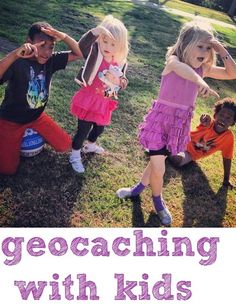 For my skeptical friends! geocaching with kids: this post explains why geocaching is a great bonding experience for families (its free, its fun for all ages, and it gets kids active and into nature. Outdoor Activities For Kids, Autumn Activities, Summer Activities, Scout Activities, Activities To Do, Girl Scout Juniors, Brownie Girl Scouts, Foster Parenting, Outdoor Fun